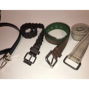 Boys Belts